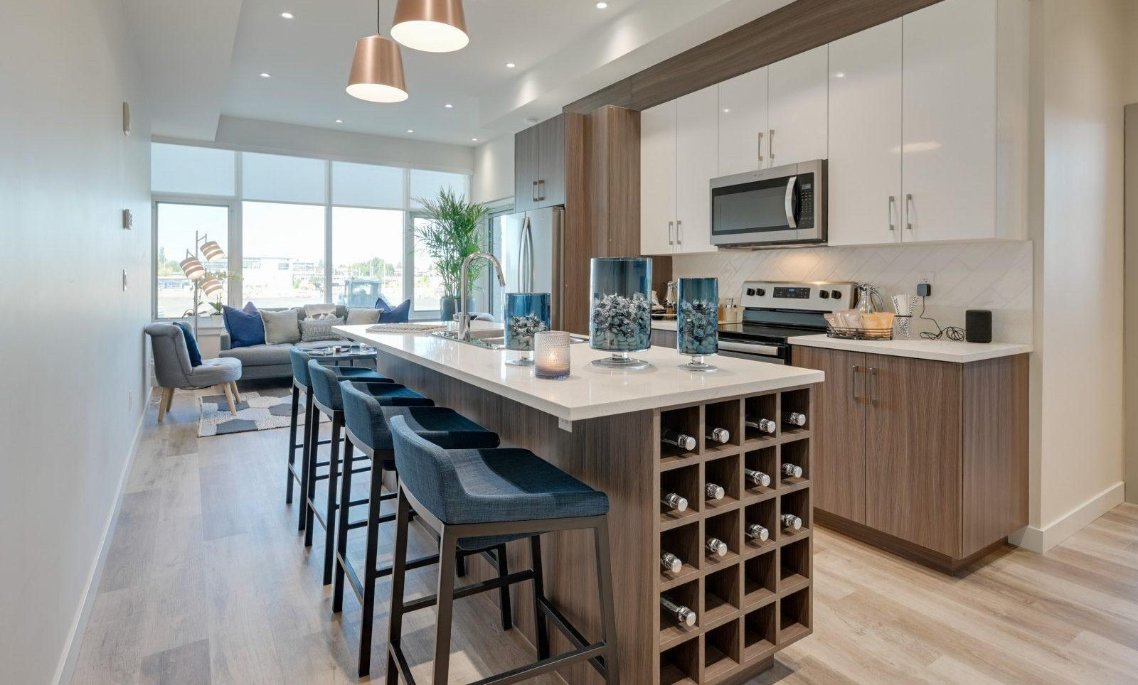 Central Tower Apartments - South Edmonton Apartments For Rent
